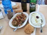 2017 10 08 Antiparos Mittagessen