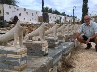 2017 10 08 Miniaturmuseum Figuren auf Delos nachgebaut