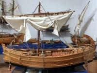 2017 10 08 Miniaturmuseum Schiffsmodelle im Haus