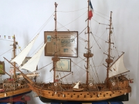 2017 10 08 Miniaturmuseum Schiffsmodelle