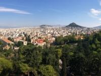 2017 10 04 Athen oberhalb der Altstadt