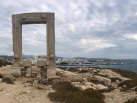 2017 10 06 Naxos Apollo Tempel im Panorama