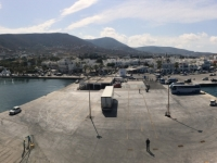 2017 10 06 Paros Fähre nach Naxos
