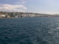 2017 10 07 Ankunft auf der Insel Mykonos