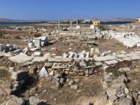 2017 10 07 Delos Ausgrabungen