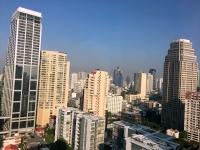 2017 10 27 Bangkok Blick vom Hotelzimmer