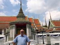2017 10 27 Bangkok Eingang in den Wat Pho