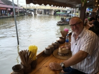 2017 10 28 Thailand Amphawa Floating Markt