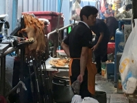 2017 10 29 Bangkok Spanferkel einmal anders