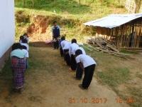 2017 10 31 Dorf Ban Huay Lern Schule