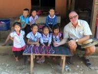 2017 11 01 Besuch Dorf Muang Keo Village Schule
