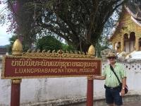 2017 11 02 Luang Prabang Königspalast Eingang