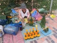 2017 11 02 Luang Prabang Morgenmarkt