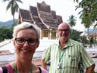 2017 11 02 Luang Prabang Wunderschöner Königspalast