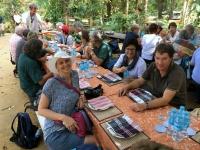 2017 11 03 Kuangsi Wasserfall Park perfektes Picknick