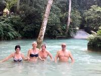 2017 11 03 Kuangsi Wasserfall Park tolles Erlebnis