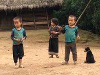 2017 11 05 Besuch im Hmong Dorf_leben sehr zurückgezogen