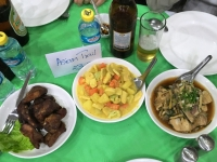 2017 11 05 Phonsavan perfektes Abendessen