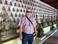 2017 11 08 Vientiane Kloster Wat Si Saket mit 2000 Buddhas