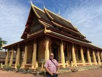 2017 11 08 Vientiane Kloster Wat Si Saket