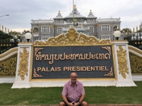 2017 11 08 Vientiane Präsidentenpalast