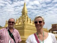 2017 11 08 Vientiane Stupa Pha That Luang 1