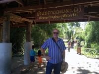 2017 11 10 Mekong Wasserfälle Khone Phapheng Eingang