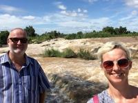 2017 11 10 Wasserfälle von Tat Somphamit  3