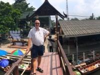 2017 10 28 Thailand Schwimmender Markt