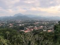 2017 11 02 Luang Prabang Blick vom Stadthügel Mount Phousi
