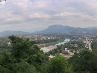 2017 11 02 Luang Prabang Stadthügel Mount Phousi