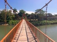 2017 11 07 Tham Chang Tropfsteinhöhle Zugangsbrücke 2