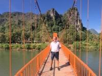 2017 11 07 Tham Chang Tropfsteinhöhle Zugangsbrücke