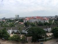 2017 11 08 Vientiane Blick vom Triumpfbogen Patuxai 3