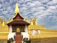 2017 11 08 Vientiane Stupa Pha That Luang