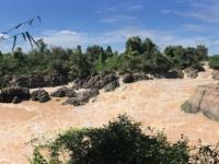 2017 11 10 Beeindruckende Wasserfälle von Tat Somphamit