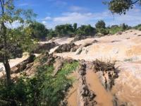 2017 11 10 Wasserfälle von Tat Somphamit