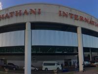 2017 11 11 Ubon Ratchathan Flughafen
