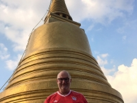 2017 10 27 Bangkok Golden Mount Wat Sraket FC Bayern München