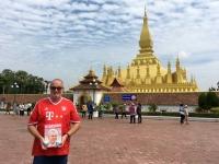 2017 11 08 Vientiane Stupa Pha That Luang FC Bayern