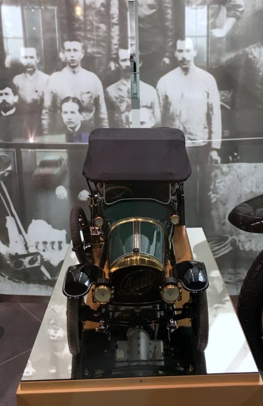Im Audi Museum