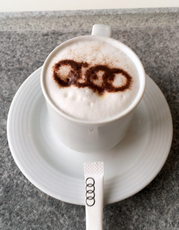 Letzter Audi Cappuccino