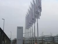 Ankunft in Ingolstadt