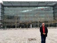 2017 11 17 Ingolstadt Audi Werksbesichtigung mit Busunternehmen Ratzenböck
