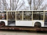 Buskarosserie aus Mannheim geliefert