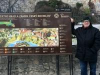 Besuch Schloss und Burg Krumau Unesco