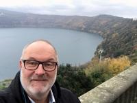 2017 12 14 Castel Gandolfo Blick auf den See