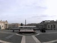 2017 12 12 Petersplatz vom Petersdom aus