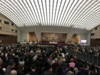 2017 12 13 Audienzhalle im Vatikan