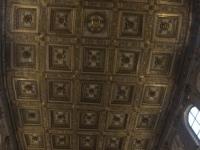 2017 12 13 Basilika Santa Maria Maggiore Decke